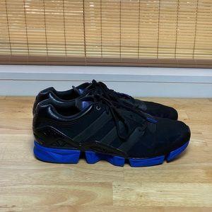 Adidas Men's Black Athletic Sneakers